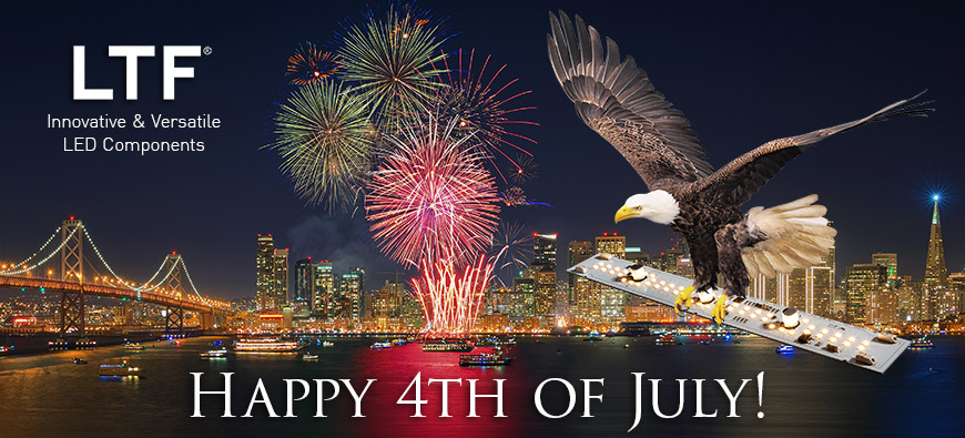 Happy 4th of July from LTF