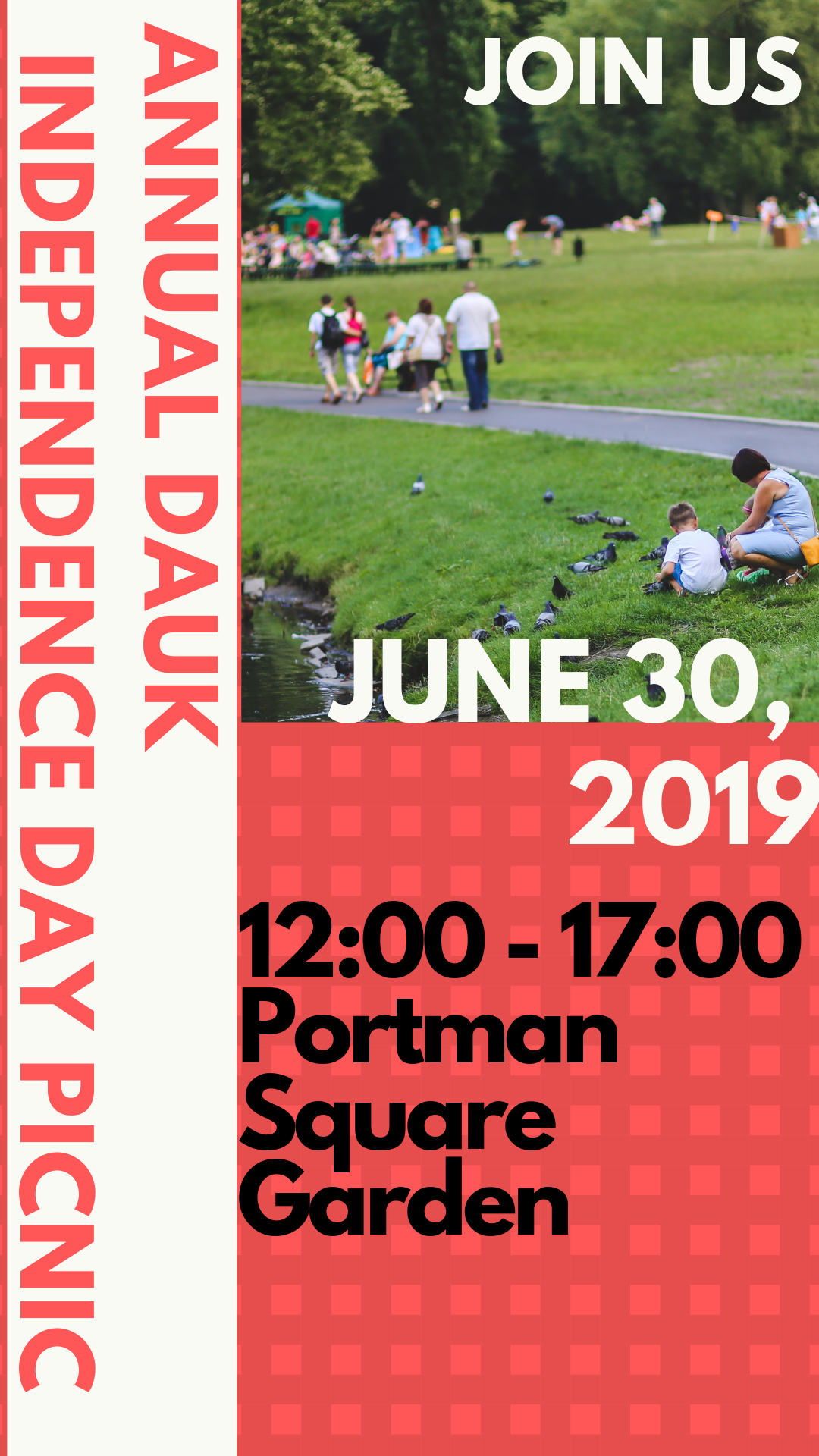 2019 Annual DAUK Independence Day Picnic