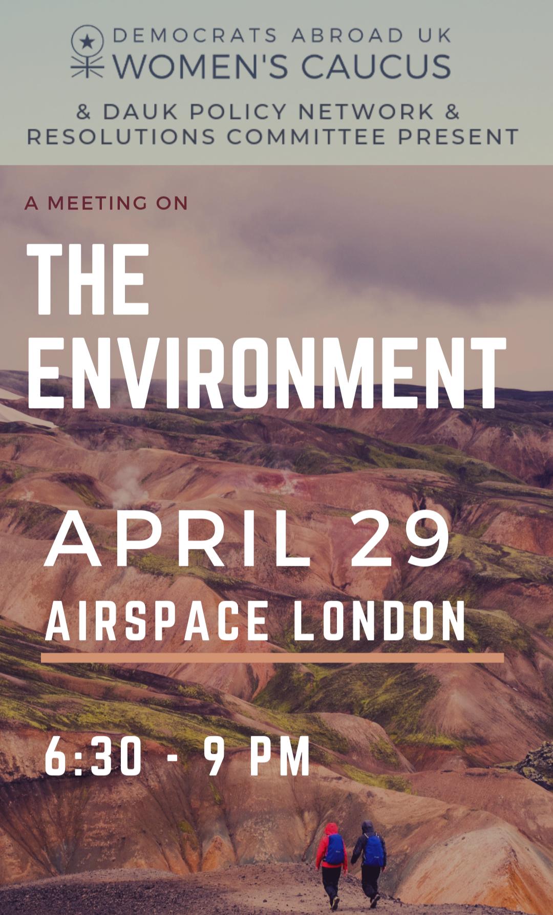 WC April Meeting
