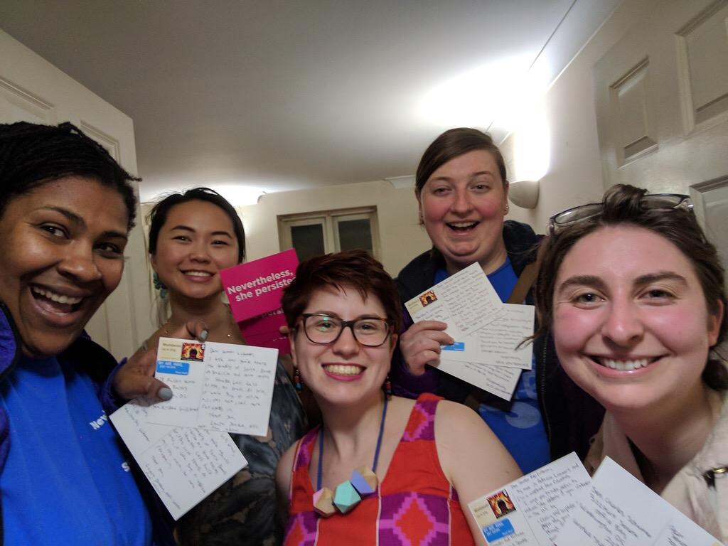 WC Postcard Social