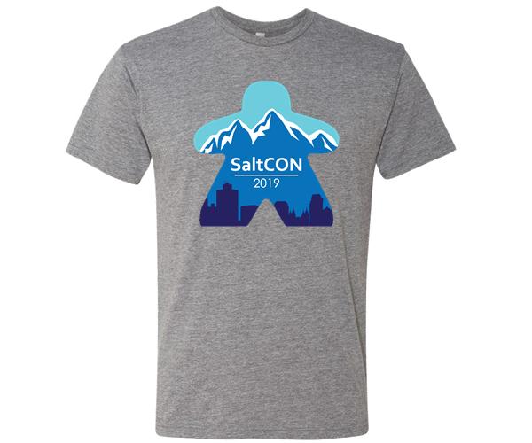 SaltCON Spring 2019 Shirt