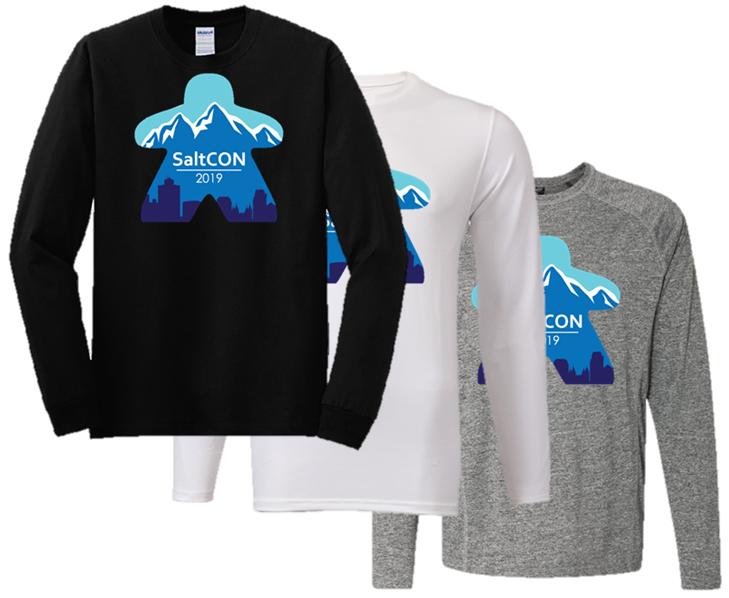 SaltCON 2019 Long Sleeve Shirts