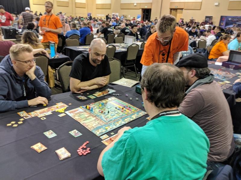 SaltCON Hot Games Volunteers