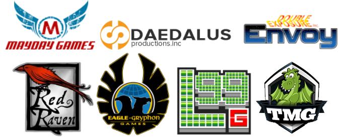 Mayday Daedalus and Envoy Logos