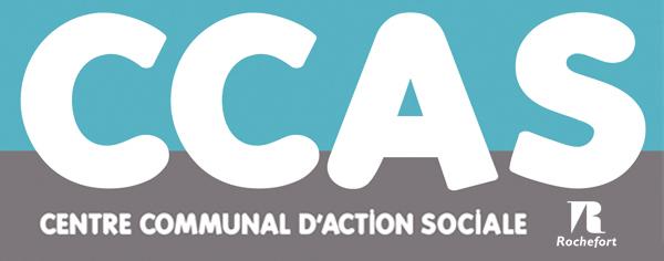 logo CCAS de la ville de Rochefort