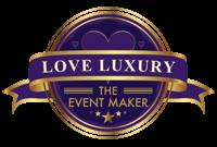 Love Luxury Events logo