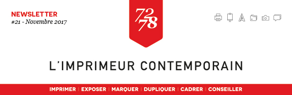 Newsletter 72/78 - L'IMPRIMEUR CONTEMPORAIN