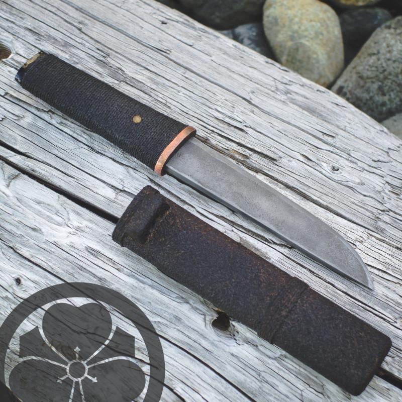Tools for Satoyama: Mountain Tanto