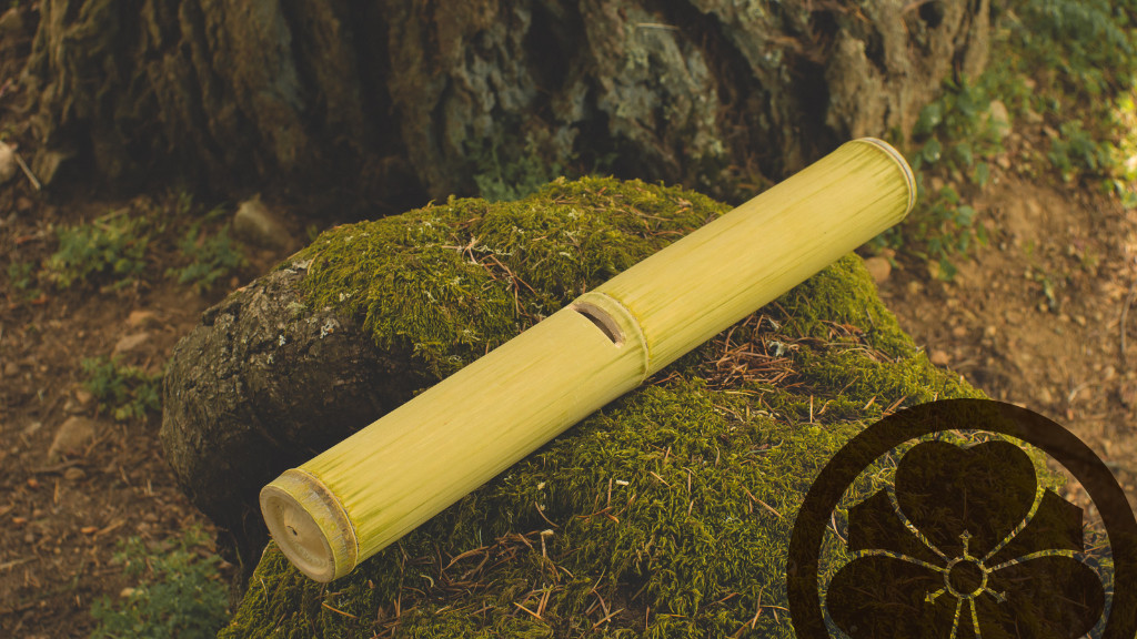 Tools: Making a Bamboo Scoop for Water Forging
