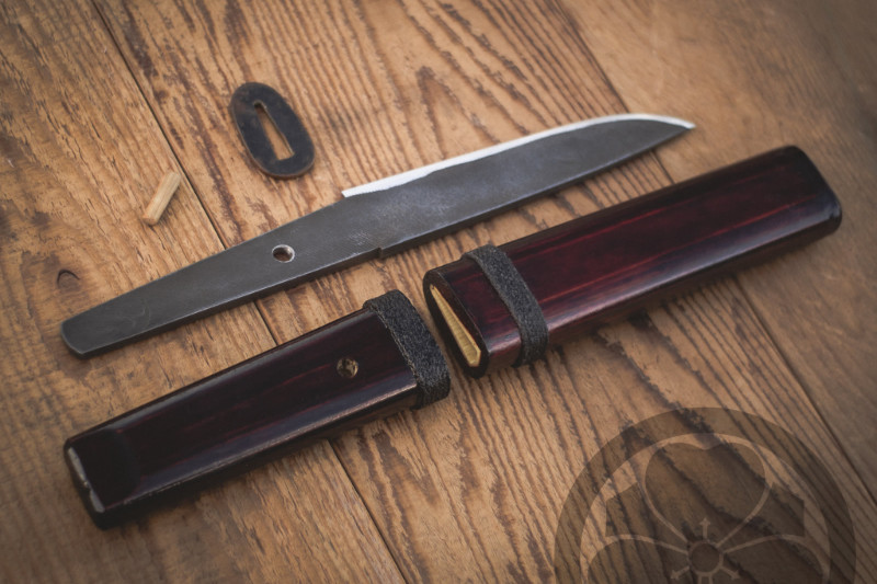 Tools for Satoyama: Design a Knife
