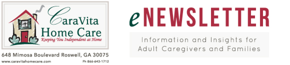 CaraVita Home Care eNewsletter