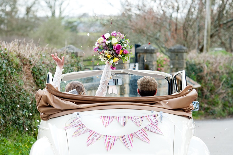 Countryside Spring Wedding