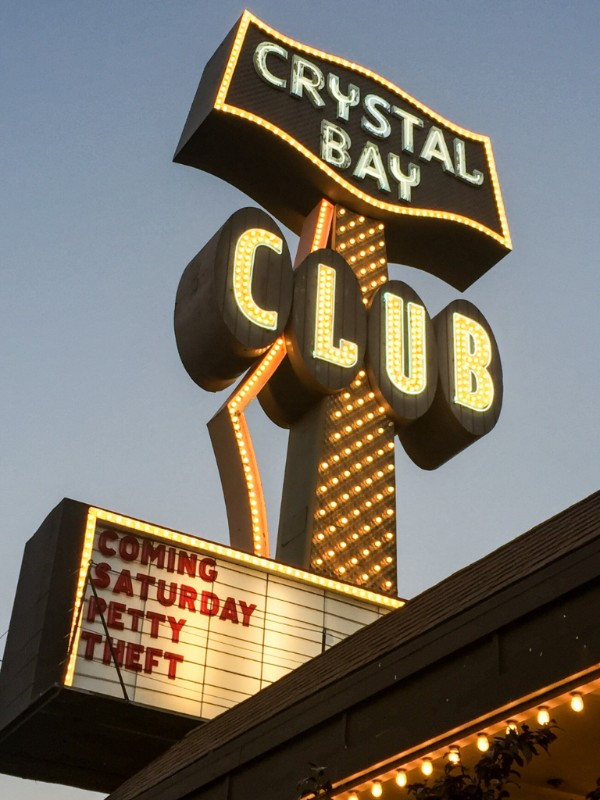Petty Theft at Crystal Bay Club