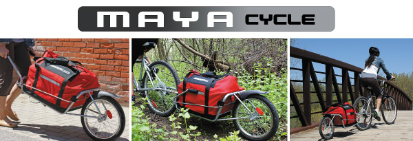 Maya Cycle Bicycle Trailers