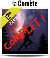 La Comète 12km
