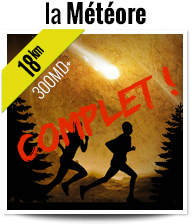 La Météore 18km