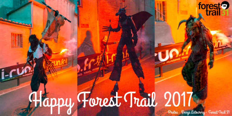 Happy Forest Trail 2017