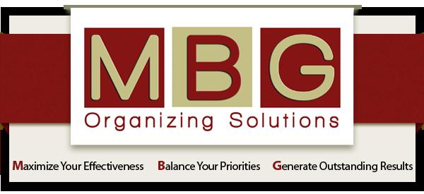 MBG Organizing Solutions