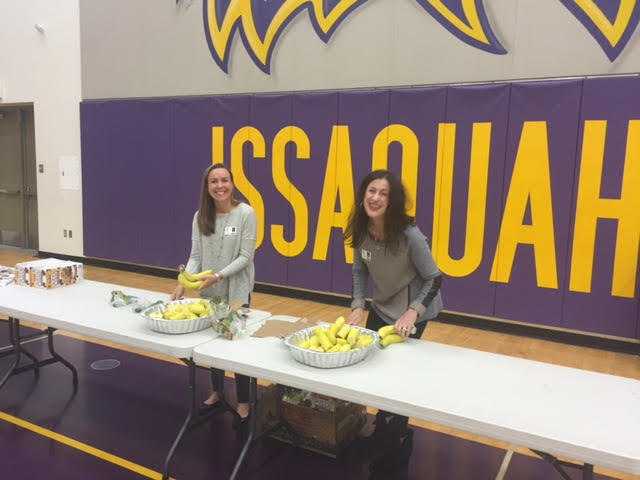 Special thanks to Danielle Gonzales and Victoria Evans for their help with the 5k run this year!