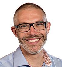 Headshot of Nikolas Blomberg