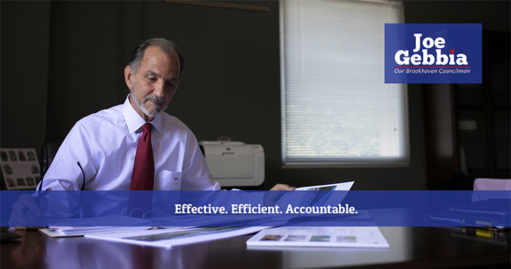 Effective. Efficient. Accountable