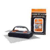Q-Swiper BBQ Grill Brush Cleaner Set