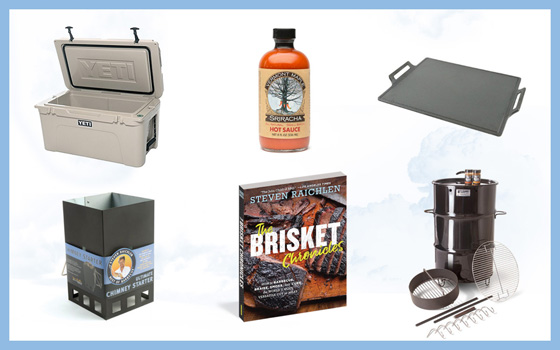 Great Gift Ideas for Grillers