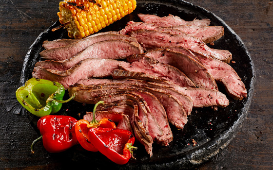How to Grill London Broil to Perfection