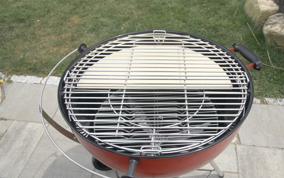 Turn Your Kettle Grill into a Two-Zone Cooking System