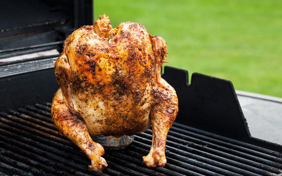 Beer Can Chicken Revisted