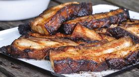 Barbecued Pork Belly