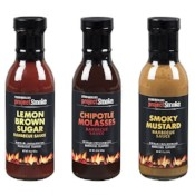Project Smoke Southern Grilling Barbecue Sauce Set- 3 Pack