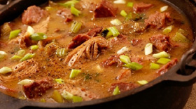 Perfect For Winter: Grilled Soups