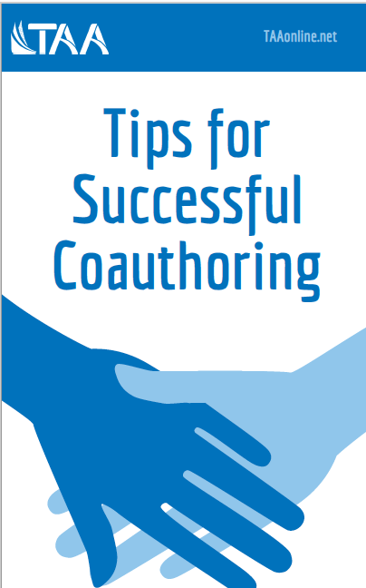 Tips for Successful Co-authoring
