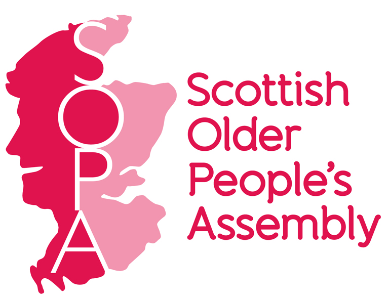Scottish Older People's Assembly logo