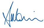 Scott Morrison signature