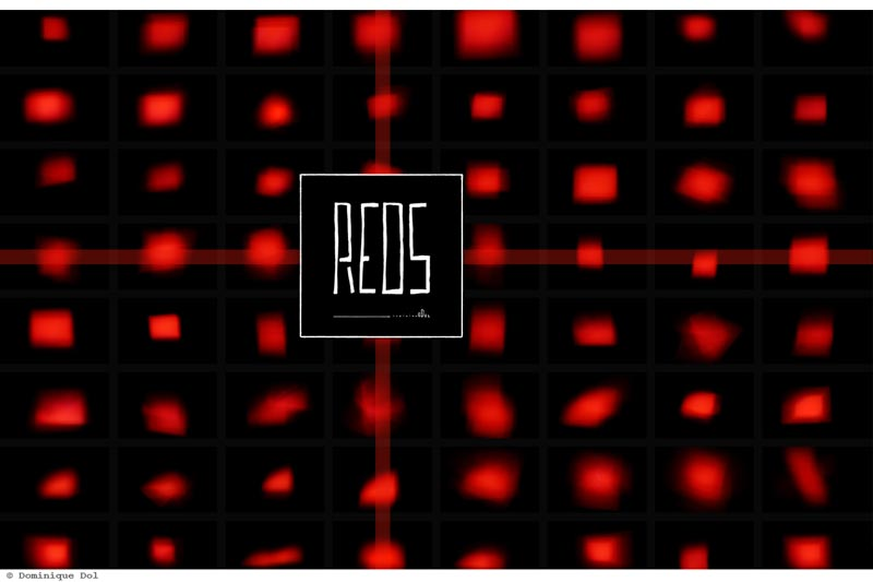 Reds | Art Book | Dominique Dol | Website | Official | Art | Culture | Artist | Photographer | Monochrome Photography - Abstract Photography | Colour - Color | Photography | Home | Publication | Photobook | Fine Art | Exhibition | Book | Photography Book