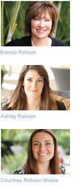 Brenda Robson - Ashley Robson - Courtney Robson-Moore