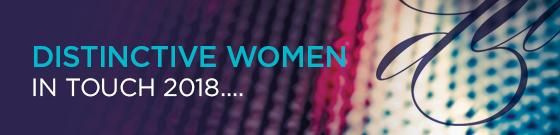 Distinctive Women - In Touch 2018