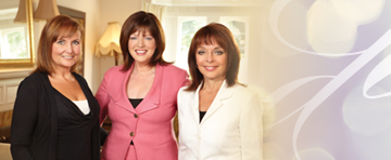 Christine Bentley, Sharon Caddy, Kate Wheeler