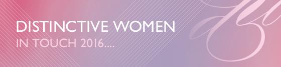 Distinctive Women - In Touch 2016