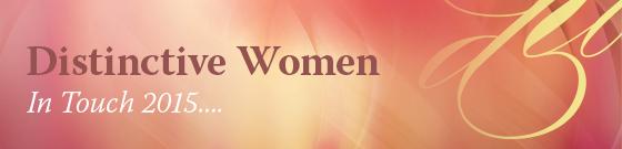 Distinctive Women - In Touch 2015