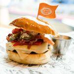 World Burger Tour bij Hard Rock Café