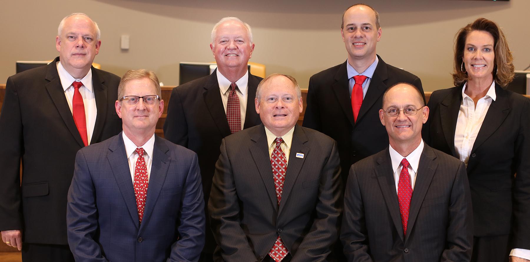 2019-20 Board of Trustees