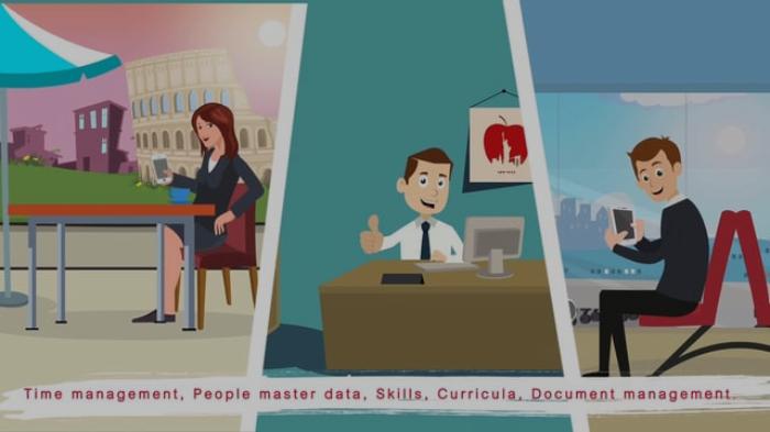 EcosAgile: gestione progetti, timesheets e collaboratori
