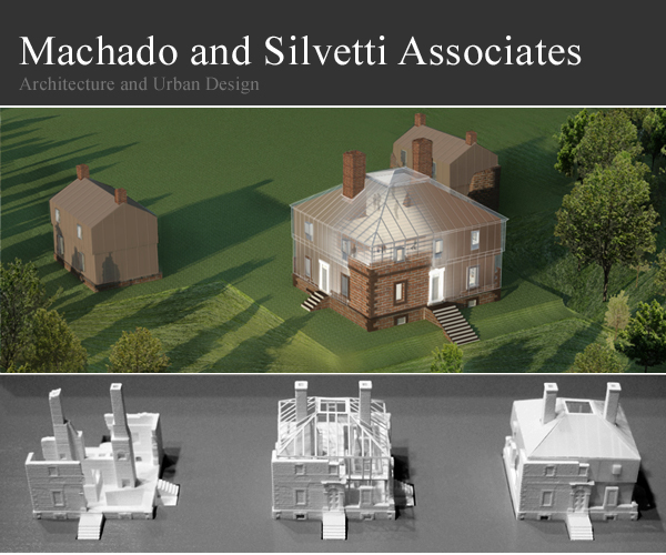 Machado and Silvetti Associates