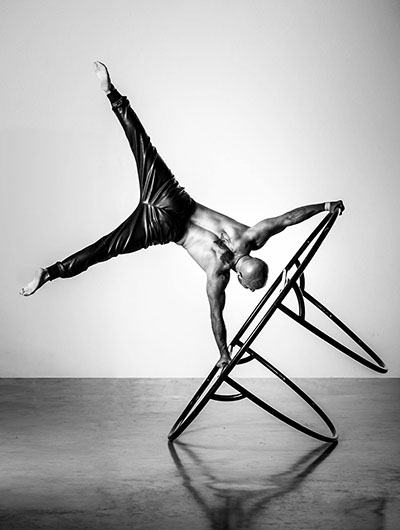 Mathieu Bolillo, balance wheel