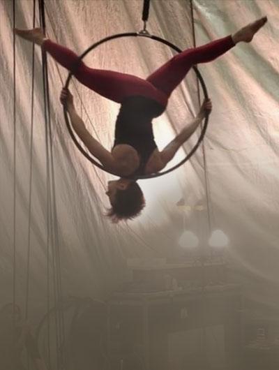Rachel Gauthier, hoop