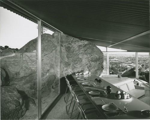 Photograph: Frey House 2 interior