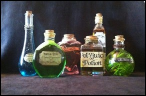 Coming To The Library: Harry Potter Potions Class For Tweens